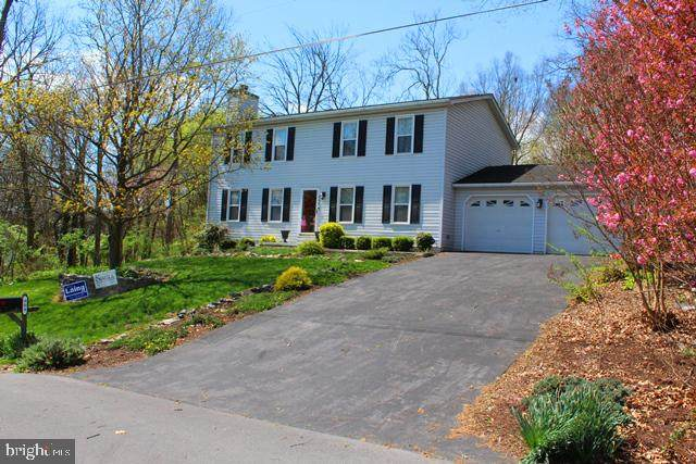 904 Hickory Court, MARTINSBURG, WV 25401 (#WVBE176288) :: Bruce & Tanya and Associates