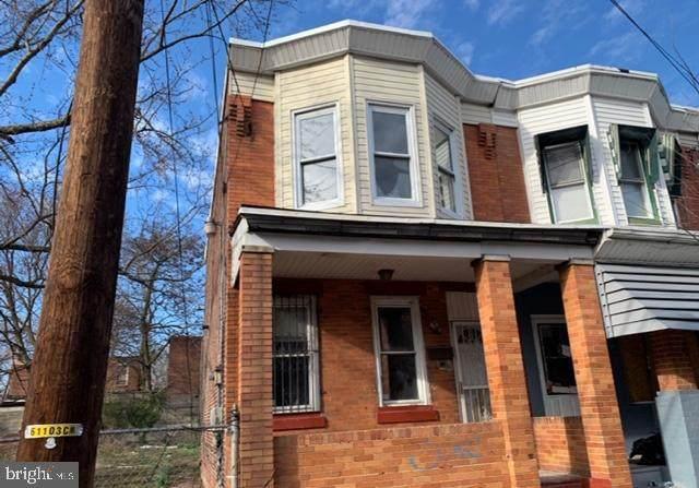1207 Jackson Street, CAMDEN, NJ 08104 (#NJCD391354) :: Keller Williams Realty - Matt Fetick Team