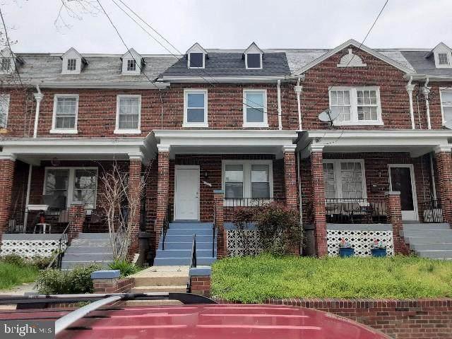 61 Longfellow Street NW, WASHINGTON, DC 20011 (#DCDC465094) :: Scott Kompa Group