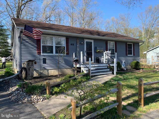 68 Rosedale Drive, BRIDGETON, NJ 08302 (MLS #NJCB126438) :: Jersey Coastal Realty Group
