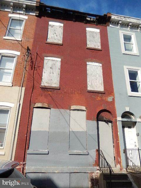 1738 N Gratz Street, PHILADELPHIA, PA 19121 (#PAPH888068) :: REMAX Horizons