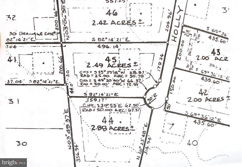 Lot # 45 Holly Woods Road - Photo 1