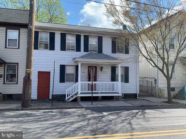 144 W Middle Street, GETTYSBURG, PA 17325 (#PAAD111170) :: The Jim Powers Team
