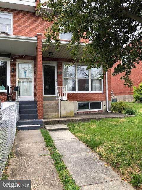 1248 Pine Heights Avenue, BALTIMORE, MD 21229 (#MDBA507286) :: The Miller Team