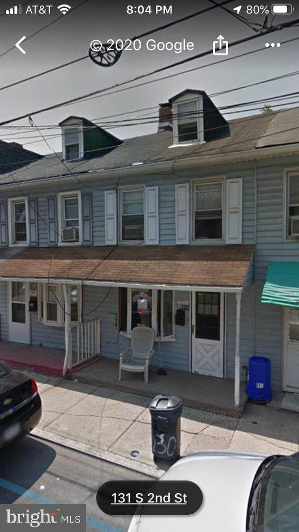 130 S 2ND Street, STEELTON, PA 17113 (#PADA120802) :: Iron Valley Real Estate