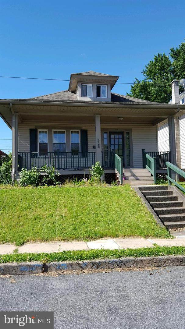 528 W 2ND Street, BIRDSBORO, PA 19508 (#PABK356974) :: Linda Dale Real Estate Experts