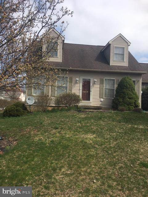 1254 Mill Street, BOWMANSVILLE, PA 17507 (#PALA162122) :: The Heather Neidlinger Team With Berkshire Hathaway HomeServices Homesale Realty