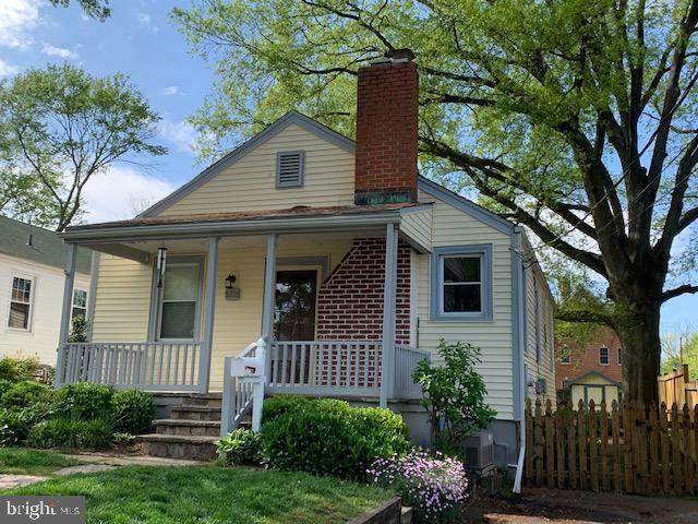 5221 5TH Street N, ARLINGTON, VA 22203 (#VAAR161942) :: The Licata Group/Keller Williams Realty