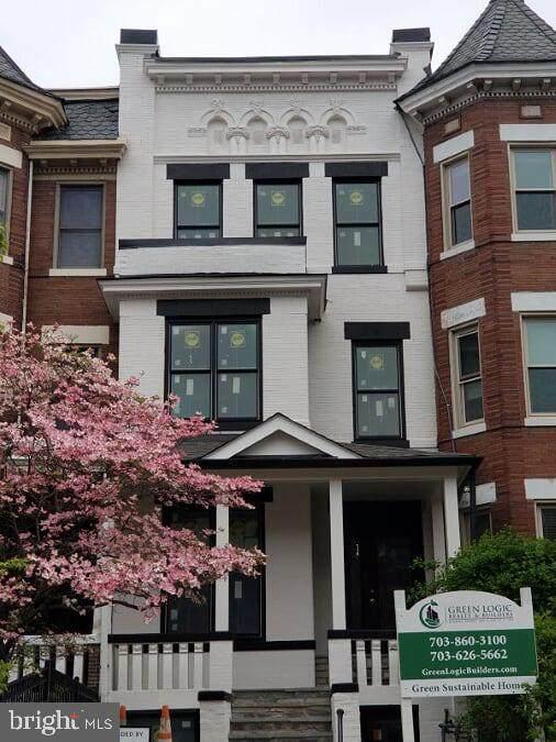 2623 13TH Street NW #1, WASHINGTON, DC 20009 (#DCDC466824) :: Shamrock Realty Group, Inc