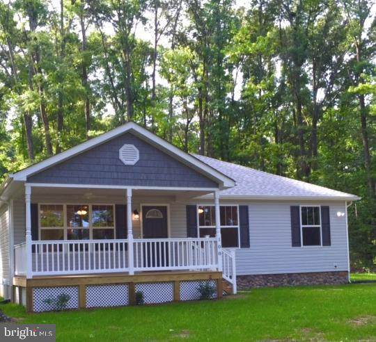 Lot 7 Park Avenue, COLONIAL BEACH, VA 22443 (#VAWE116348) :: RE/MAX Cornerstone Realty