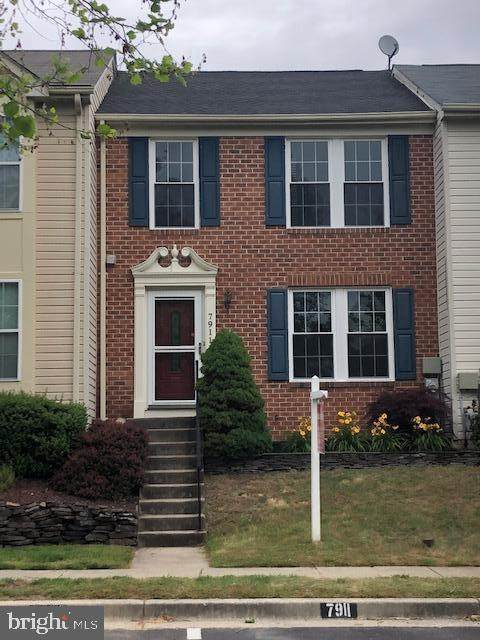 7911 Foxbridge, GLEN BURNIE, MD 21061 (#MDAA432830) :: Keller Williams Flagship of Maryland