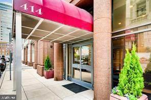 414 Water Street #1103, BALTIMORE, MD 21202 (#MDBA509794) :: The Riffle Group of Keller Williams Select Realtors