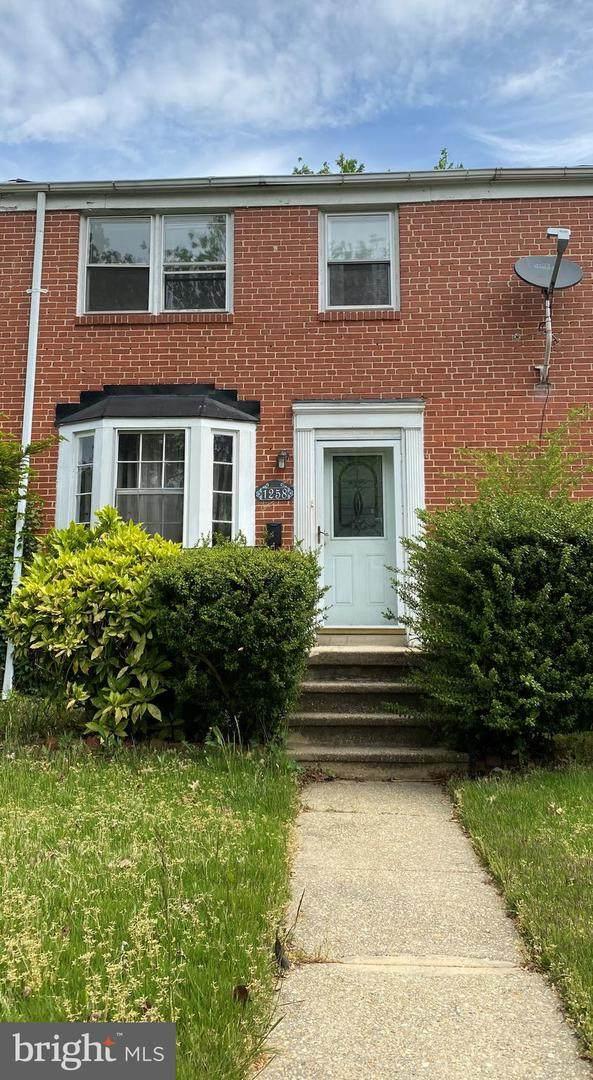 1258 Walker Avenue, BALTIMORE, MD 21239 (#MDBA509822) :: Radiant Home Group