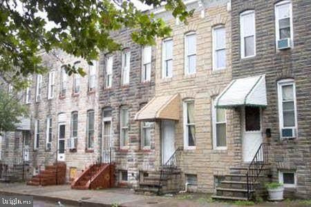 320 S Woodyear Street, BALTIMORE, MD 21223 (#MDBA510234) :: AJ Team Realty