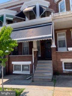 1806 N Bentalou Street, BALTIMORE, MD 21216 (#MDBA510402) :: The Miller Team
