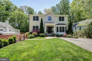 803 Rosemere Avenue, SILVER SPRING, MD 20904 (#MDMC707762) :: Dart Homes