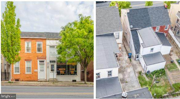 460 Locust Street, COLUMBIA, PA 17512 (#PALA162990) :: The Joy Daniels Real Estate Group