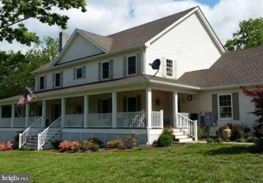 287 Whispering Knolls Drive, WINCHESTER, VA 22603 (#VAFV157506) :: Bruce & Tanya and Associates