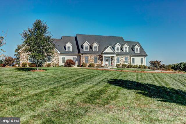 1531 Fredericksburg Road, RUCKERSVILLE, VA 22968 (#VAGR102982) :: Peter Knapp Realty Group