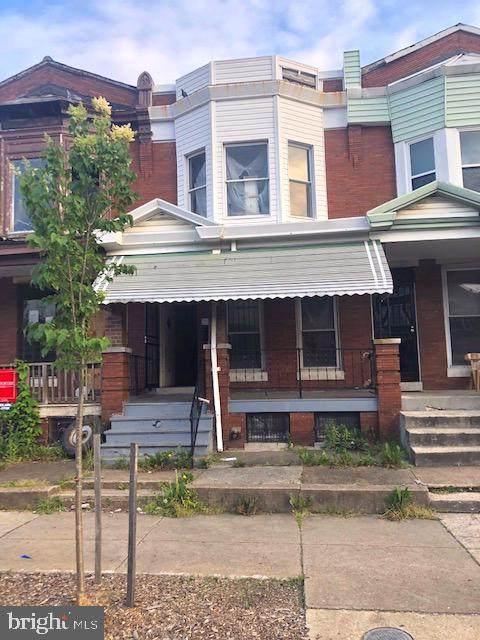 2305 Edmondson Avenue, BALTIMORE, MD 21223 (#MDBA510860) :: Dart Homes