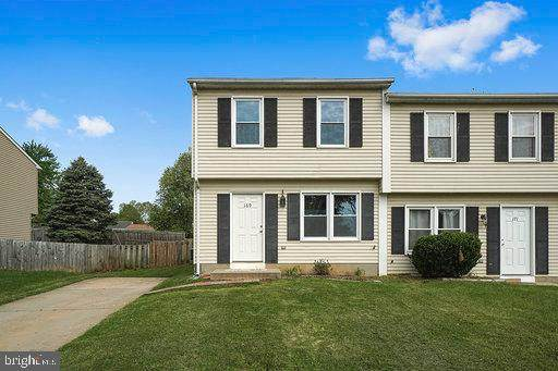 169 Stonegate Drive, FREDERICK, MD 21702 (#MDFR264456) :: Peter Knapp Realty Group