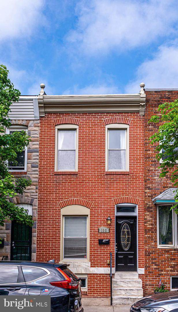 122 N Ellwood Avenue, BALTIMORE, MD 21224 (#MDBA510994) :: The Licata Group/Keller Williams Realty