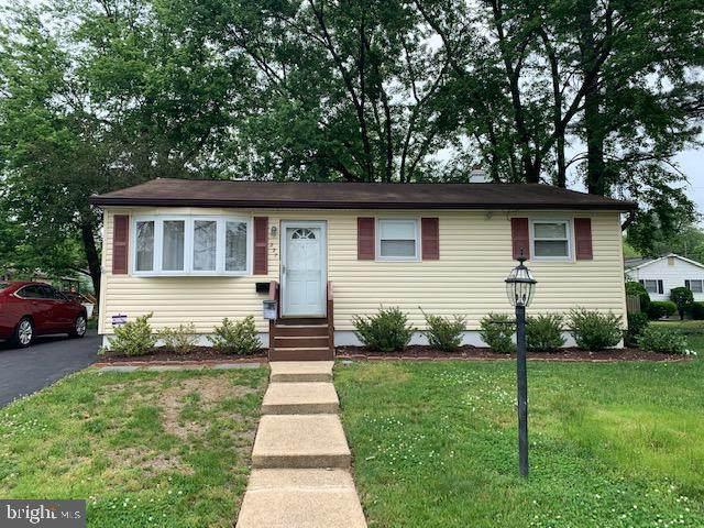 227 Federalsburg S, LAUREL, MD 20724 (#MDAA434910) :: Blackwell Real Estate