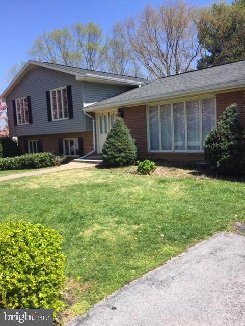 825 Honeysuckle Drive, MARTINSBURG, WV 25401 (#WVBE177332) :: Network Realty Group