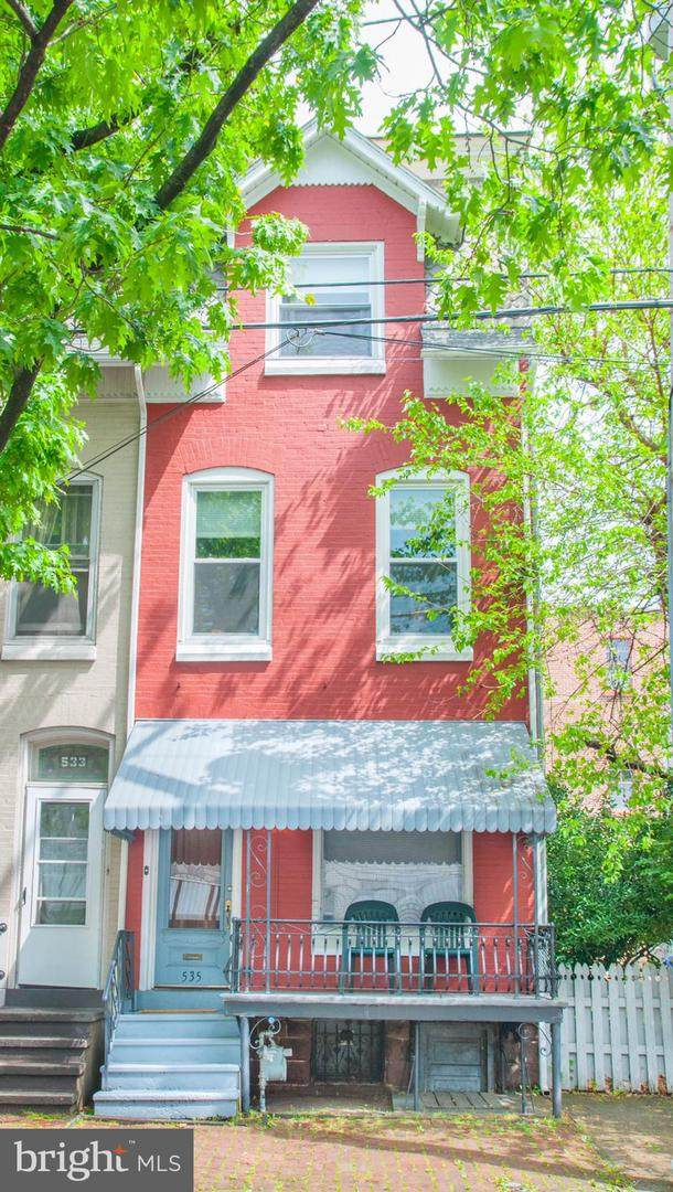 535 Laurel Street, READING, PA 19602 (#PABK357978) :: ExecuHome Realty