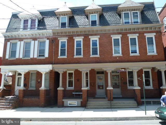 116 N 4TH Street, COLUMBIA, PA 17512 (#PALA163526) :: Iron Valley Real Estate