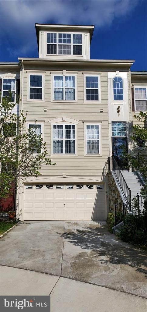 2052 Capstone Circle, HERNDON, VA 20170 (#VAFX1130756) :: The Piano Home Group