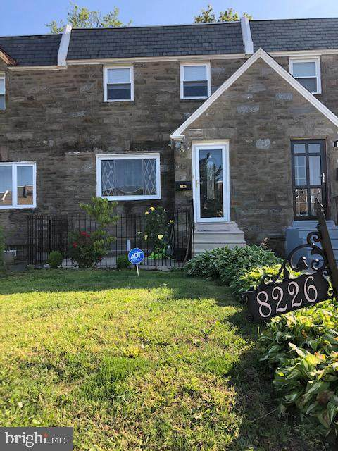 8226 Forrest Avenue, PHILADELPHIA, PA 19150 (#PAPH898640) :: ExecuHome Realty
