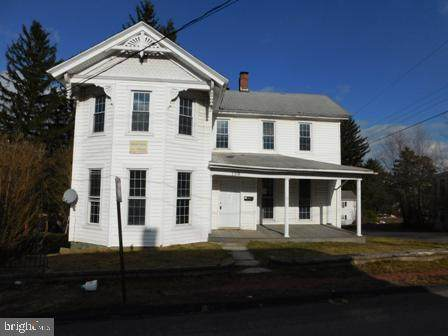 138 E College Avenue, FROSTBURG, MD 21532 (#MDAL134326) :: ExecuHome Realty