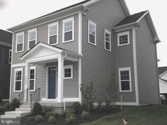 1606 Wild Mustard Drive, ODENTON, MD 21113 (#MDAA435374) :: The Riffle Group of Keller Williams Select Realtors