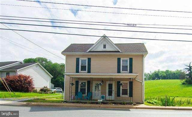 233 N Main Street, TIMBERVILLE, VA 22853 (#VARO101206) :: Bob Lucido Team of Keller Williams Integrity