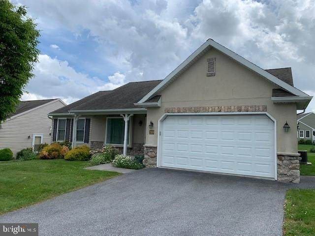 709 Heather Ridge, MANHEIM, PA 17545 (#PALA163722) :: Iron Valley Real Estate