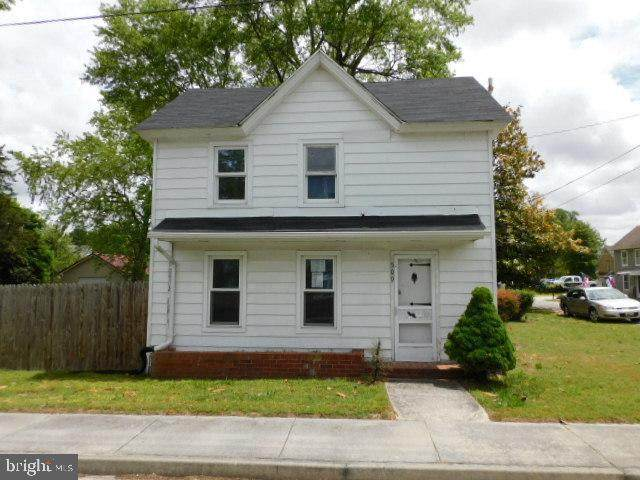 509 Ferry Street, SHARPTOWN, MD 21861 (#MDWC108290) :: Atlantic Shores Sotheby's International Realty