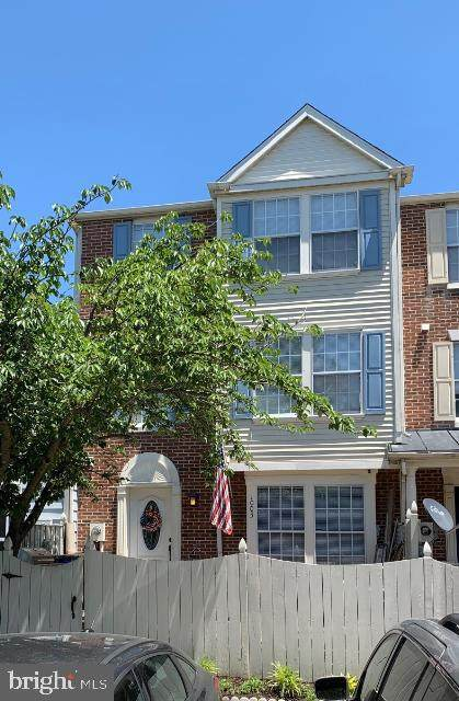 1003 Staghorn Avenue, FREDERICK, MD 21703 (#MDFR264968) :: Great Falls Great Homes