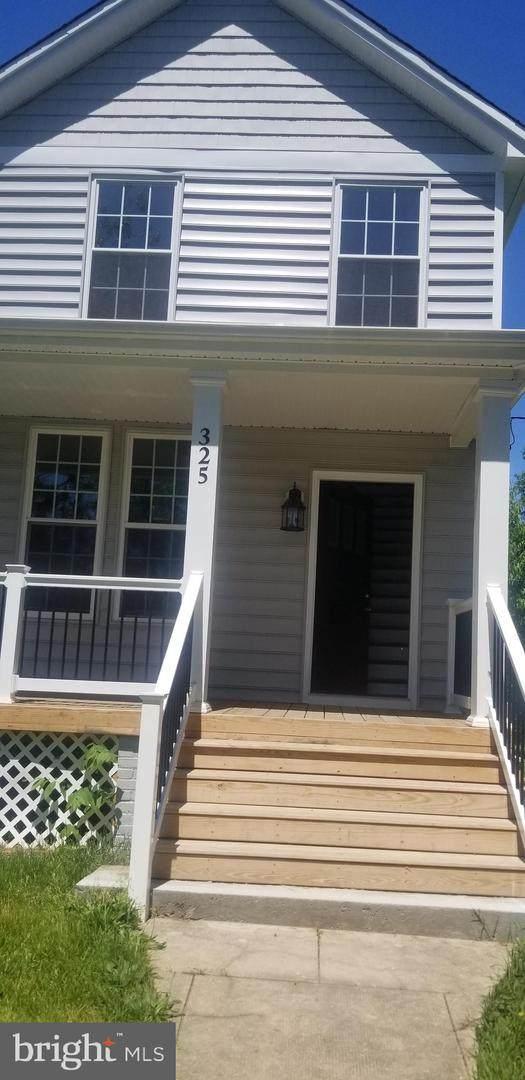 325 Talbott Avenue, LAUREL, MD 20707 (#MDPG569878) :: Tori Weiss Hamstead & Associates