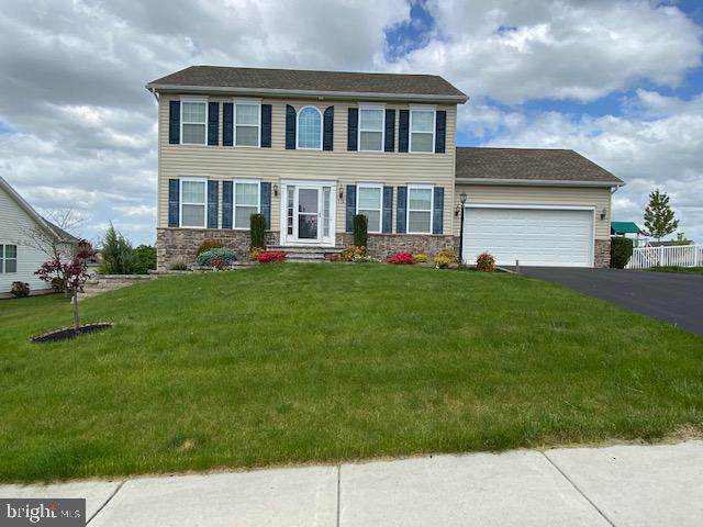 115 Quartz Ridge Drive, YORK, PA 17408 (#PAYK138454) :: Liz Hamberger Real Estate Team of KW Keystone Realty