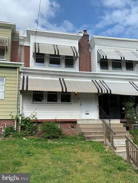 217 Jackson Avenue, COLLINGDALE, PA 19023 (MLS #PADE519640) :: The Premier Group NJ @ Re/Max Central