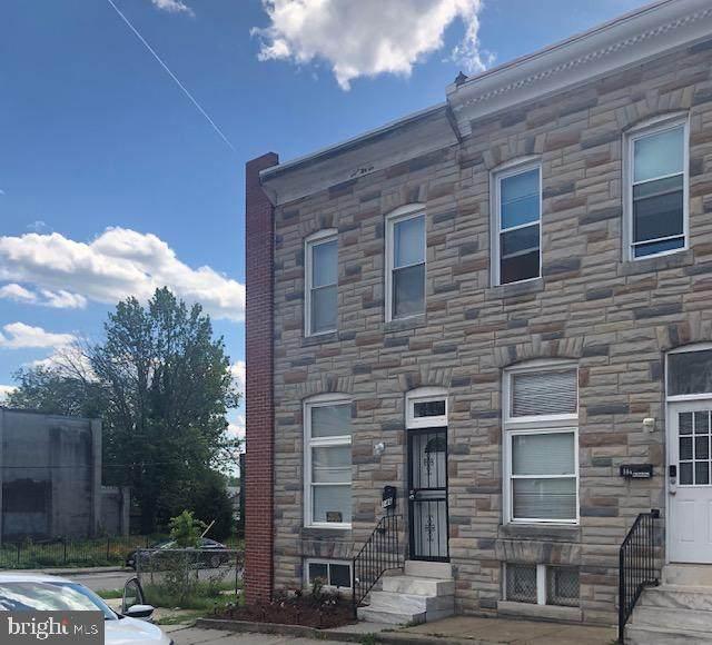146 S Loudon Avenue, BALTIMORE, MD 21229 (#MDBA512006) :: Corner House Realty