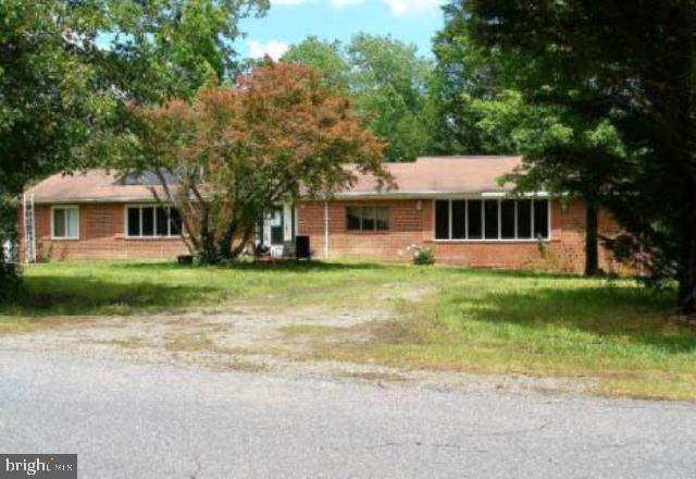 25117 Newtown Road, BOWLING GREEN, VA 22427 (#VACV122286) :: ExecuHome Realty