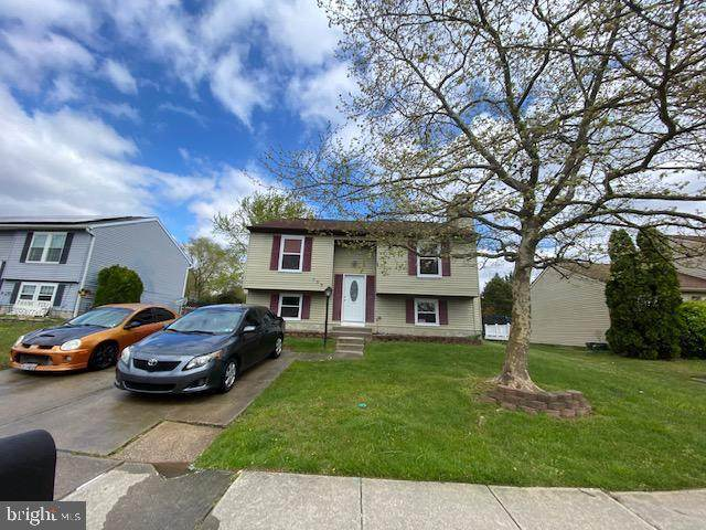 705 Woodbridge Center Way, EDGEWOOD, MD 21040 (#MDHR247408) :: The Dailey Group