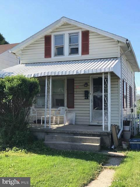 1519 Stanton Street, YORK, PA 17404 (#PAYK138602) :: Century 21 Dale Realty Co