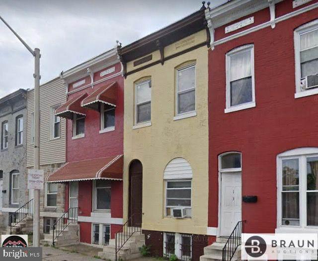 2125 E Federal Street, BALTIMORE, MD 21213 (#MDBA512164) :: Bob Lucido Team of Keller Williams Integrity