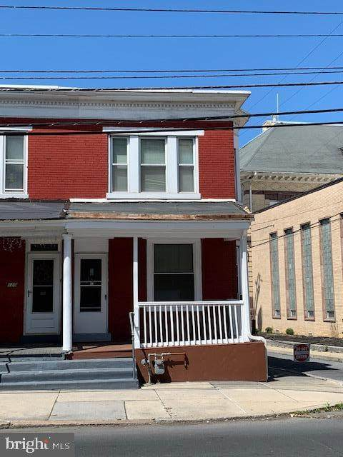 122 N 17TH Street, HARRISBURG, PA 17103 (#PADA122064) :: Iron Valley Real Estate
