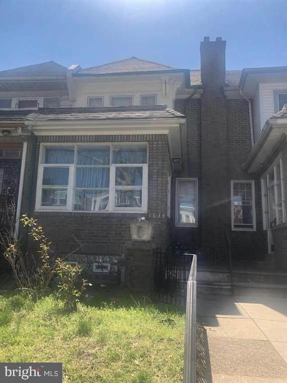 1634 W Nedro Avenue, PHILADELPHIA, PA 19141 (#PAPH901664) :: Keller Williams Real Estate