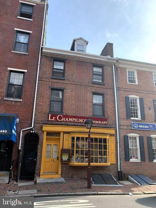 126 Lombard Street NE, PHILADELPHIA, PA 19147 (#PAPH901748) :: RE/MAX Main Line