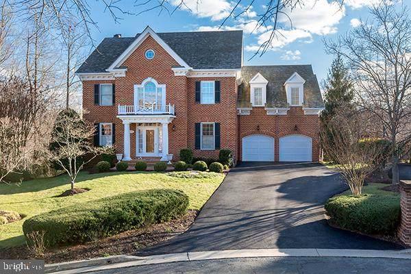 8901 Abbey Terrace, POTOMAC, MD 20854 (#MDMC711132) :: Jennifer Mack Properties